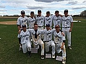 Carleton's senior baseball players.