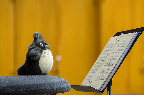 Totoro and Music