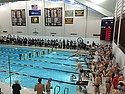 Carleton's Thorpe Pool during the Knight's annual Hour of Power event