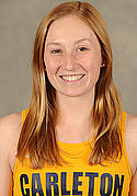 Emily Kaegi, Women's Track and Field