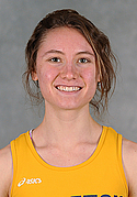 Ruth Steinke, Women's Track and Field