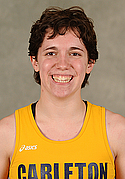 Sarah Trachtenberg, women's track and field