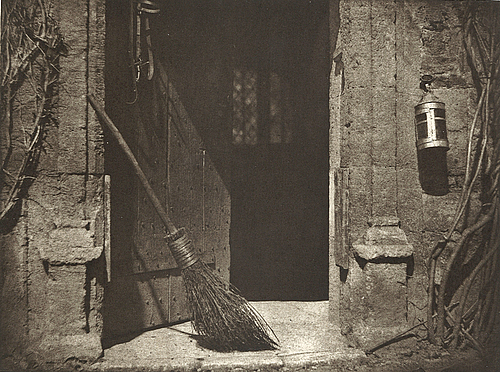 Fox Talbot: The Open Door