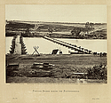 Timothy O'Sullivan, Pontoon Bridge, 1863