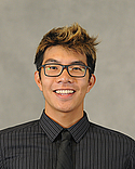 Colin Lau, men's swimming and diving