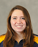 Anna McGinn, women's swimming and diving