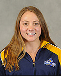 Anna Gergely, women's swimming and diving