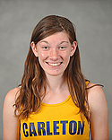 Sam Schnirring, women's track and field