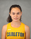 Pombie Silverman, Women's Cross Country