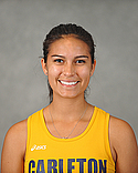Lindsey Chavez, Women's Cross Country