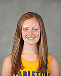 Laura Rafferty, women's track and field