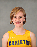 Haylee Derrickson, women's track and field