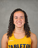 Abby Sharer, women's track and field
