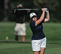 Gilmore leads the women's golf team. The girl is rock solid.