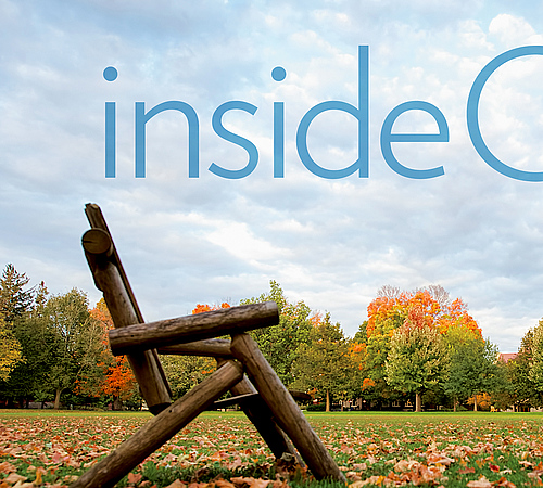 Inside Carleton - Fall 2015 cover
