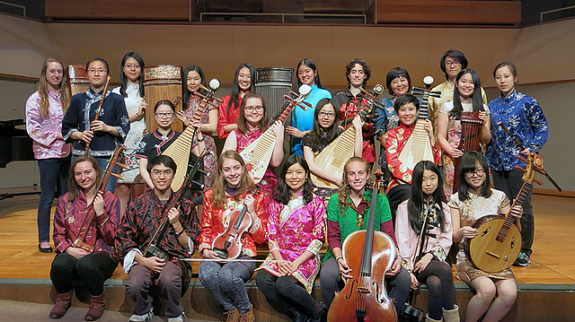 Chinese Music Ensemble