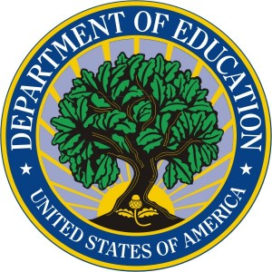 US Dept of Ed Seal