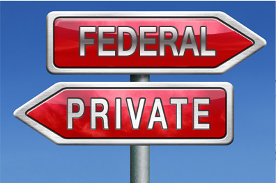 Private vs Federal Loans