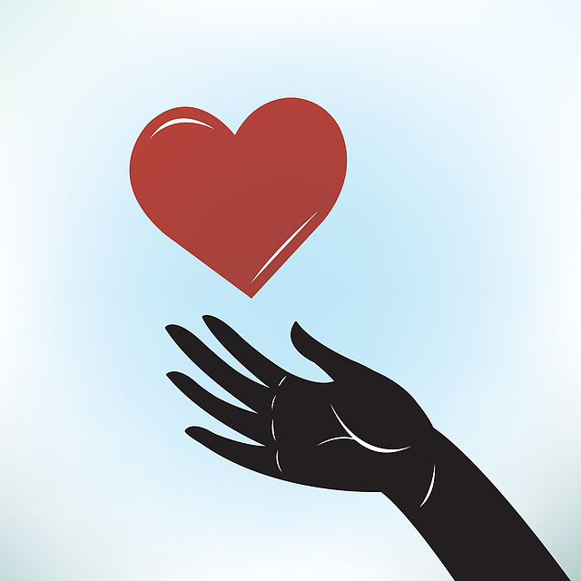 Heart and Hand iStockPhoto