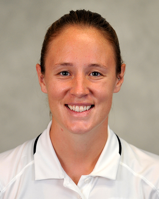 Delaney Marier, women's soccer headshot
