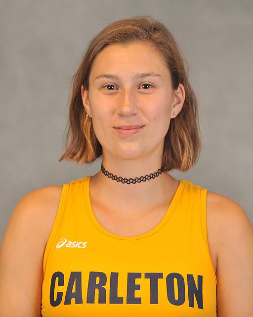 Women 39 S Cross Country At Inter Regional Border Battle Varsity Athletics Carleton College