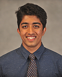 Narun Raman, Men's Track and Field