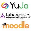 Yuja, Moodle, and LA Logos