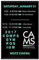 2017 Winter CAMS Comps Symposium