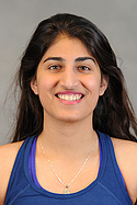 Iman Qureshi, women's tennis