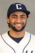 Yash Muley, Baseball