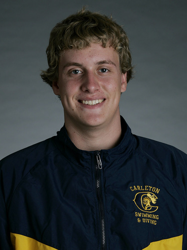 Marschall Friedlander Holm Double Winners In Duel With Oles Varsity Athletics Carleton College