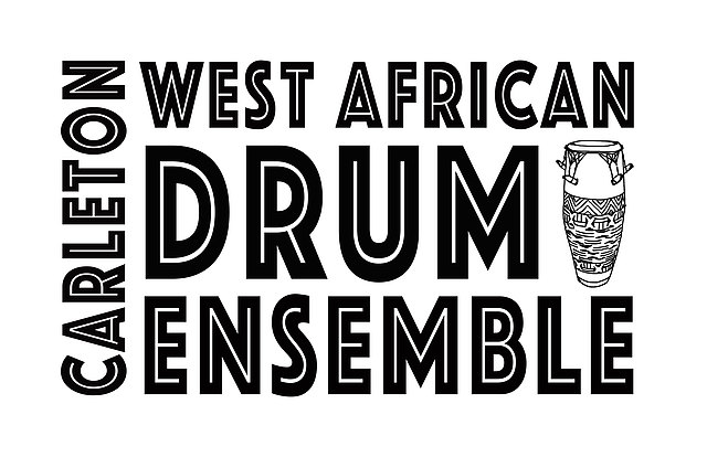 West African Drum Ensemble Logo