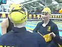 A placard image for media work Swimming & Diving: 2009 NCAA Championships Day 1 Highlights 2009-03-18