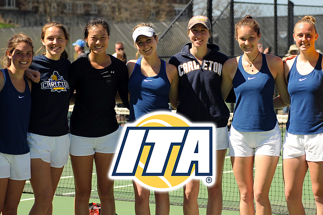 women's tennis, ITA academic award, feature panel, 2017-07-27