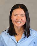 Alexis Chan, women's golf headshot, 2017