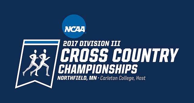 Cross Country, 2017 NCAA Central Region Championship logo