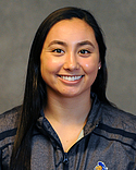 Lexi Shin, women's swimming and diving