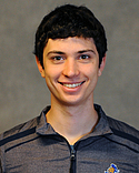 Alex Battiste, men's swimming and diving
