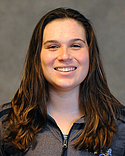 Madeleine Emmons, women's swimming & diving