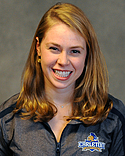 Emily Marks, women's swimming and diving