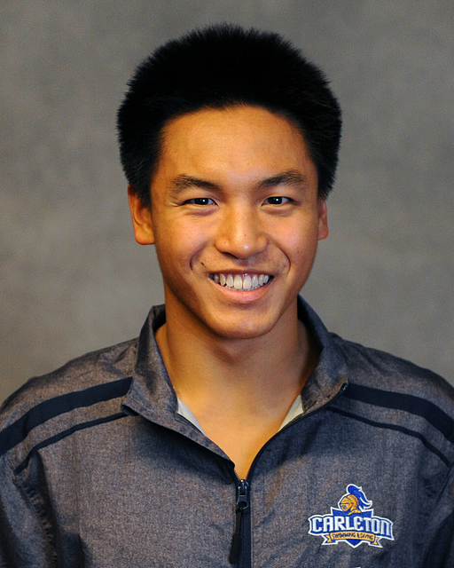 Men 39 S Swimming And Diving Hosts University Of St Thomas Varsity Athletics Carleton College