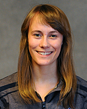 Cora Showers, Women's Swimming and Diving