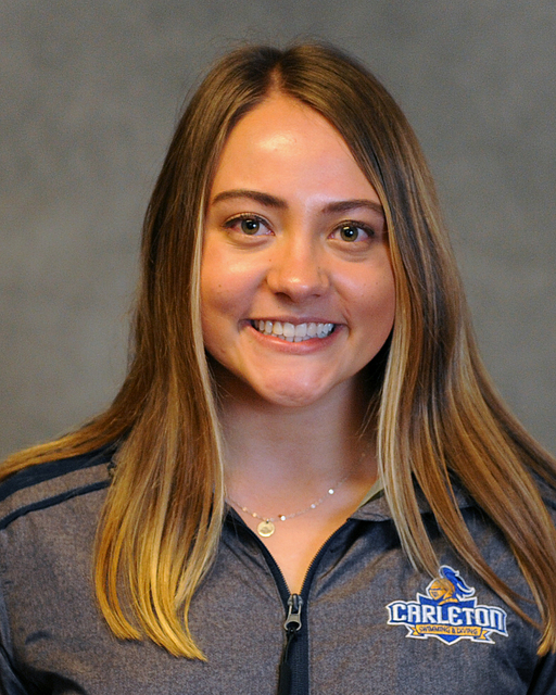 Women 39 S Swimming And Diving At Ust Invitational Varsity Athletics Carleton College
