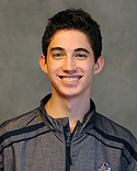 Jack Heinzel, men's swimming & diving
