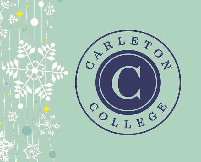 Carleton Holiday logo 2017