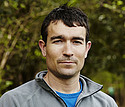 Biologist and explorer Niall McCann.