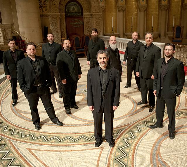 Internationally renowned Cappella Romana vocal ensemble celebrates