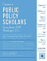Careers in Public Policy Scholars