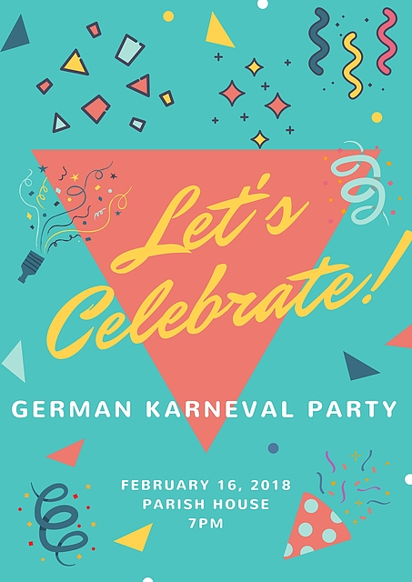 German college party