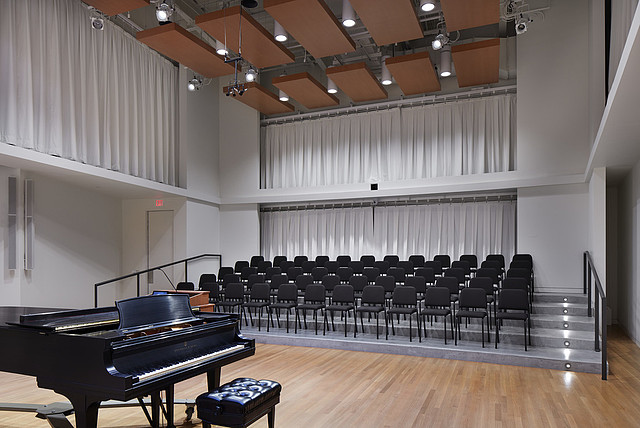 Photo Of Applebaum Recital Hall A Choir Rehearsal Space